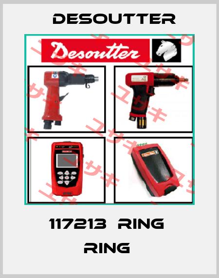 Desoutter-117213  RING  RING  price