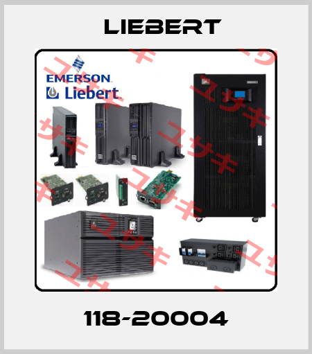 Liebert-118-20004 price