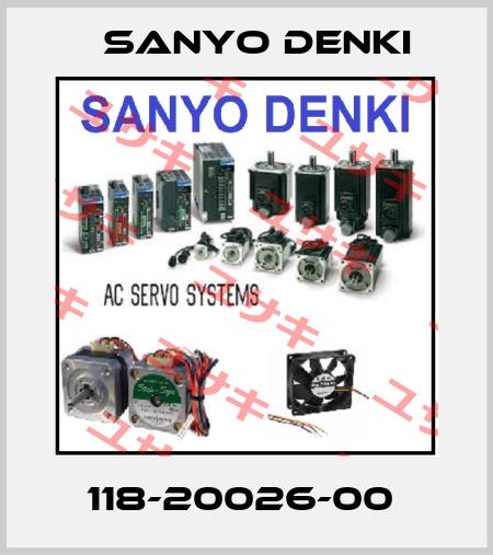 Sanyo Denki-118-20026-00  price