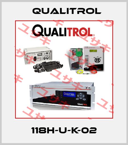 Qualitrol-118H-U-K-02  price