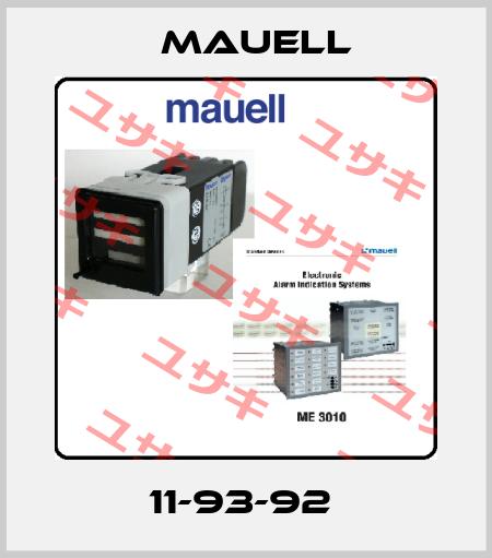 Mauell-11-93-92  price