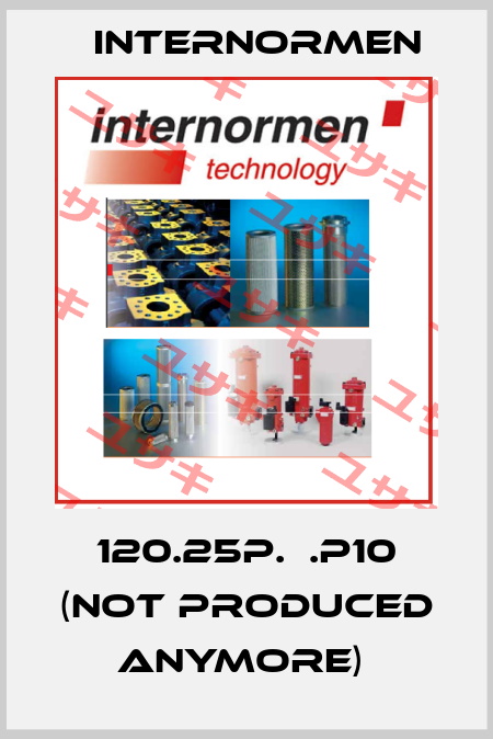 Internormen-120.25P.Е.P10 (NOT PRODUCED ANYMORE)  price