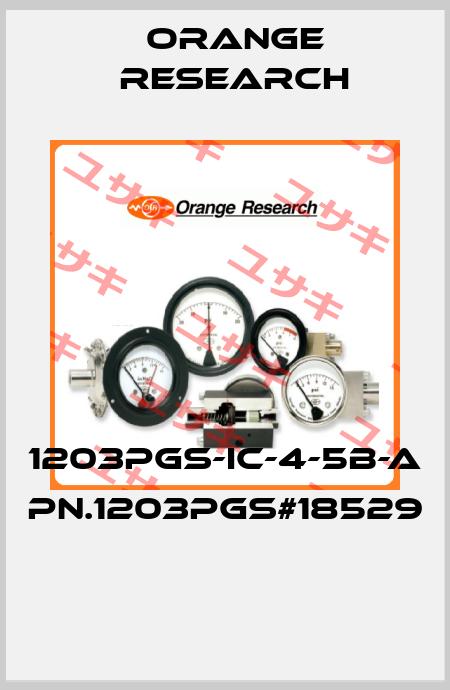 Orange Research-1203PGS-IC-4-5B-A PN.1203PGS#18529  price