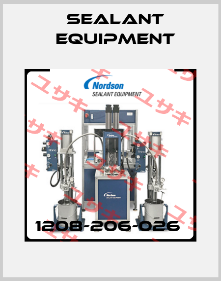 Sealant Equipment-1208-206-026  price