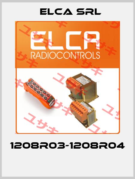 Elca Srl-1208R03-1208R04  price