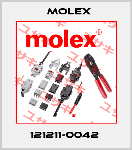 Molex-121211-0042  price