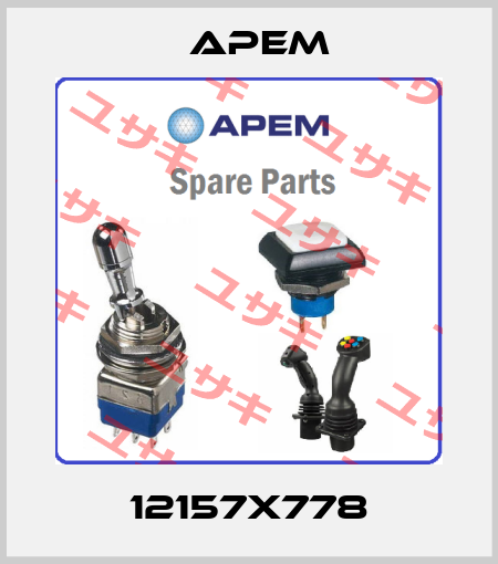 Apem-12157X778 price