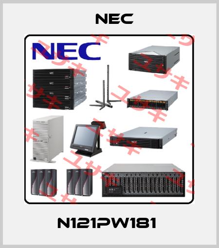 Nec-N121PW181  price