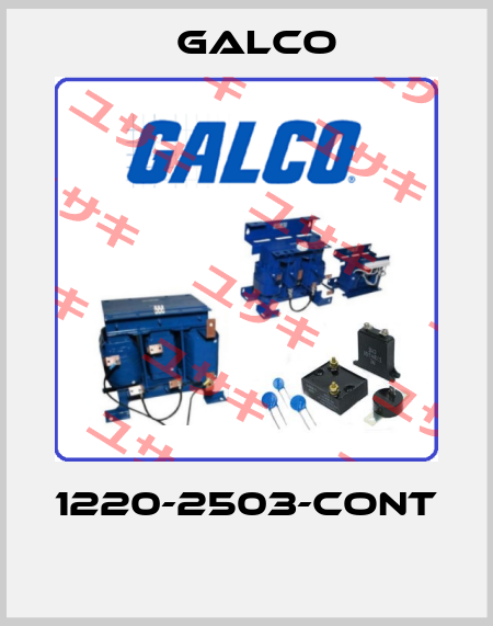 Galco-1220-2503-CONT  price