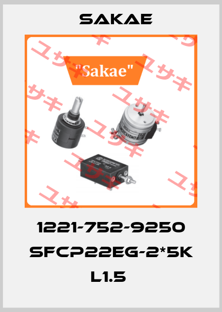 Sakae-1221-752-9250 SFCP22EG-2*5K L1.5  price