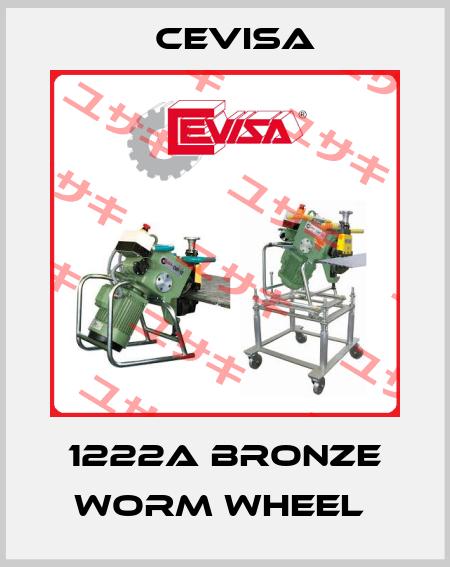 Cevisa-1222A BRONZE WORM WHEEL  price