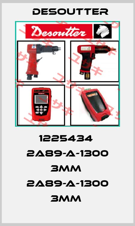 Desoutter-1225434  2A89-A-1300 3MM  2A89-A-1300 3MM  price