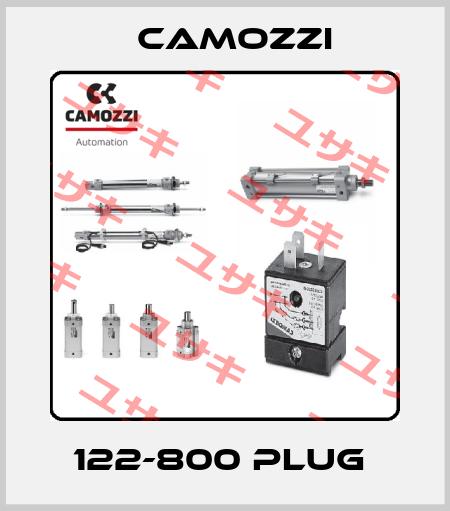 Camozzi-122-800 PLUG  price