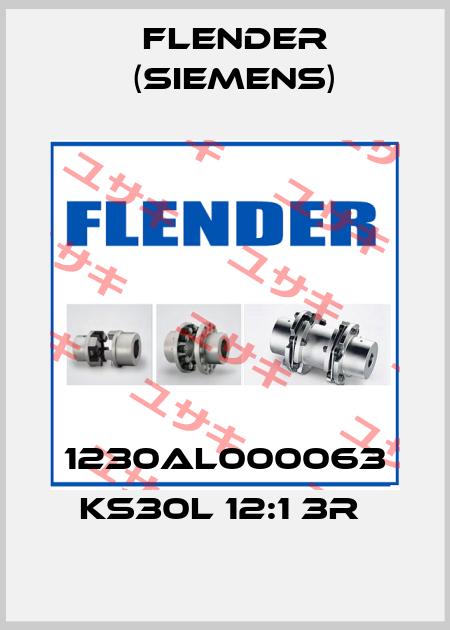 Flender (Siemens)-1230AL000063 KS30L 12:1 3R  price