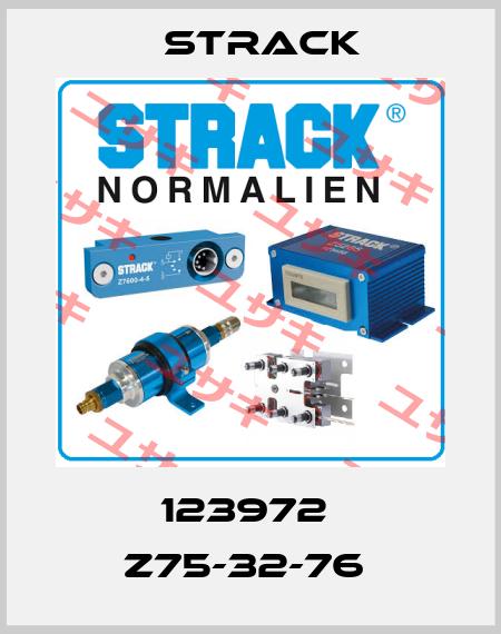 Strack-123972  Z75-32-76  price