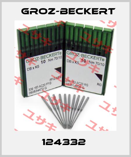 Groz-Beckert-124332  price