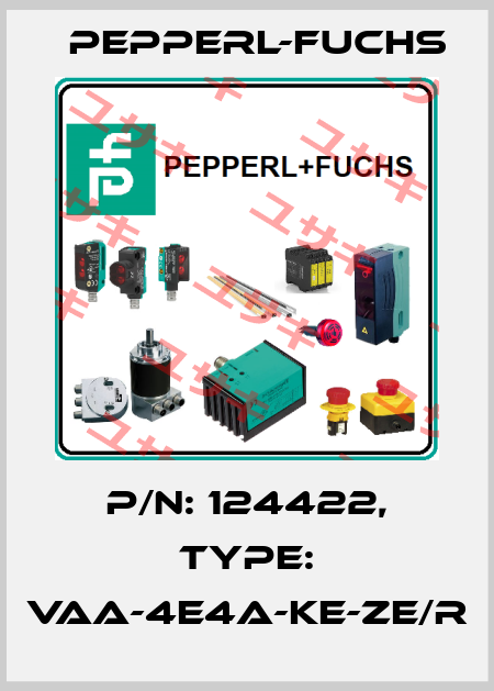 Pepperl-Fuchs-124422 VAA-4E4A-KE-ZE/R  price