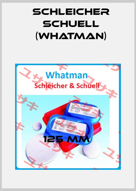 Schleicher Schuell (Whatman)-125 MM  price