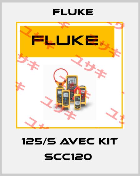 Fluke-125/S AVEC KIT SCC120  price