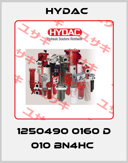 Hydac-1250490 0160 D 010 BN4HC  price