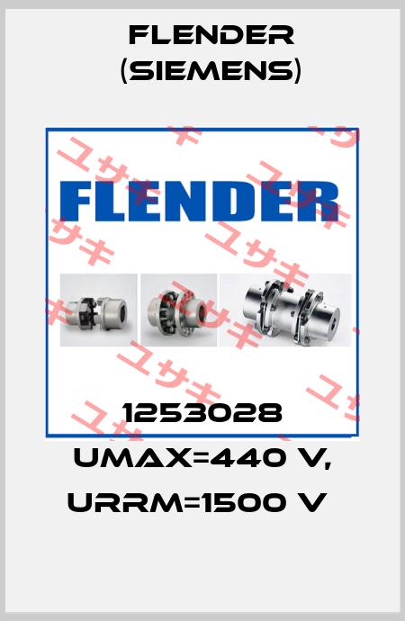 Flender (Siemens)-1253028 UMAX=440 V, URRM=1500 V  price