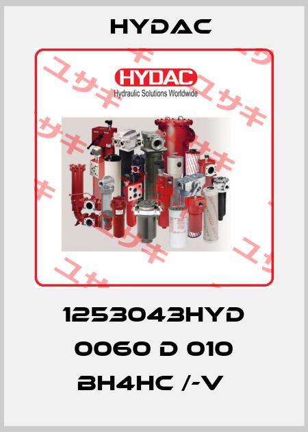 Hydac-1253043HYD 0060 D 010 BH4HC /-V  price