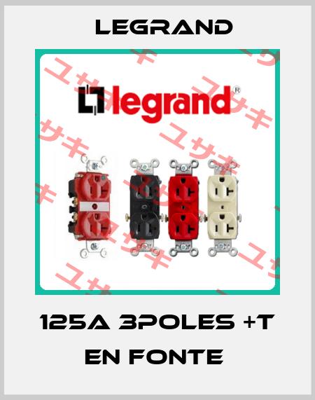 Legrand-125A 3POLES +T EN FONTE  price