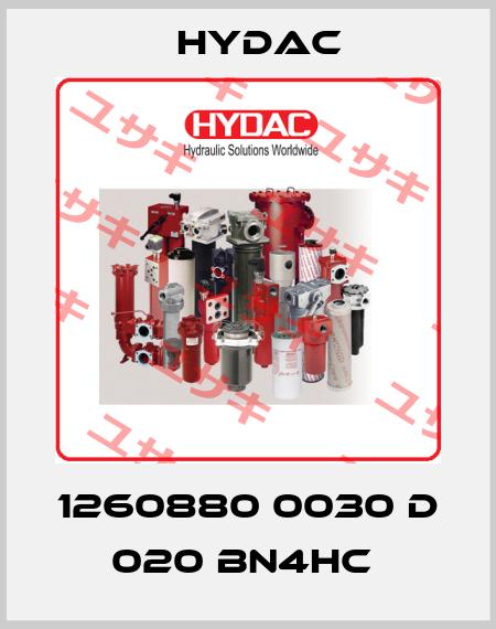 Hydac-1260880 0030 D 020 BN4HC  price