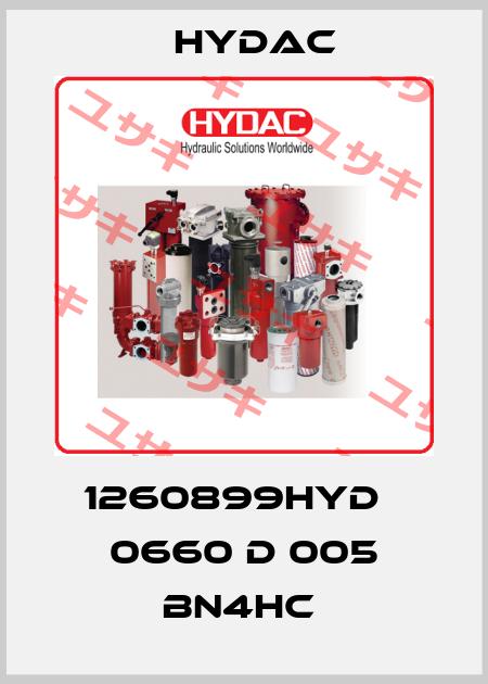Hydac-1260899HYD 0660 D 005 BN4HC  price