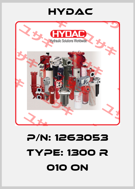 Hydac-P/N: 1263053 Type: 1300 R 010 BN4HC price