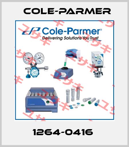 Cole-Parmer-1264-0416  price