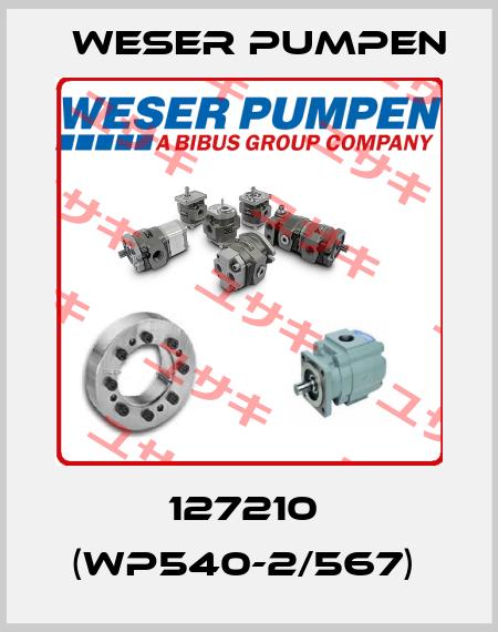 Weser Pumpen-127210  (WP540-2/567)  price