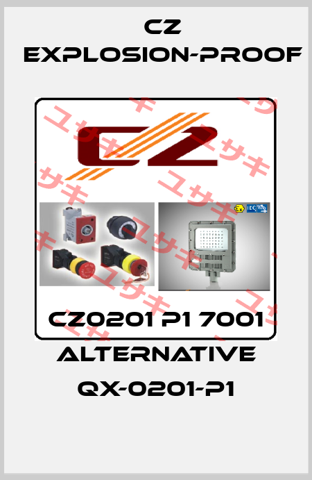 CZ Explosion-proof-CZ0201 P1 7001 alternative QX-0201-P1 price