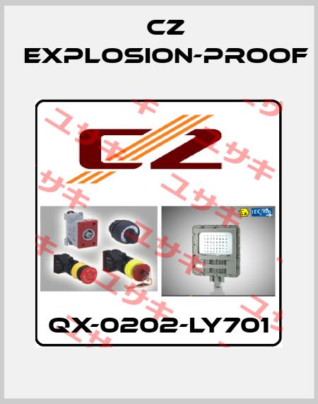 CZ Explosion-proof-QX-0202-LY701 price