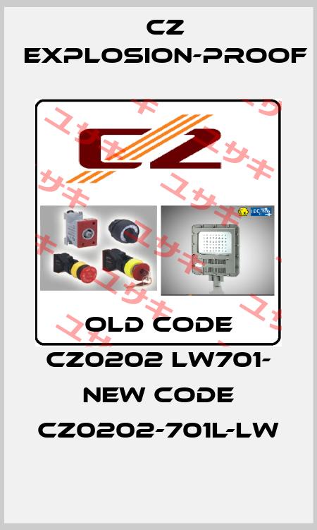 CZ Explosion-proof-old code CZ0202 LW701- new code CZ0202-701L-LW price