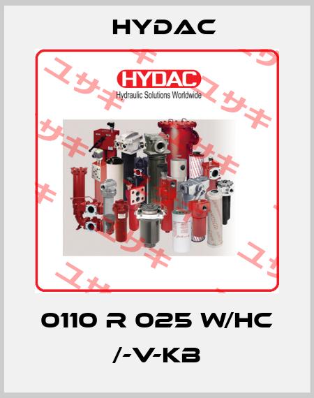 Hydac-0110 R 025 W/HC /-V-KB  price